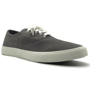 Sperry Captains CVO Washable Leather Grey Sneaker